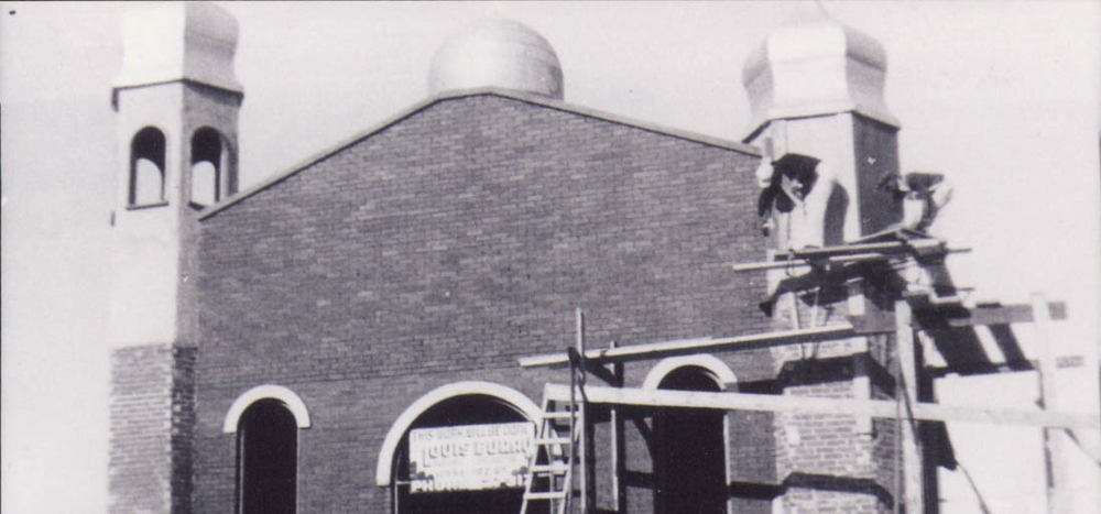 Original Al Rashid Mosque, Edmonton