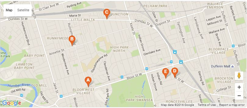 Jane's Walk Route: History of Muslims in Toronto