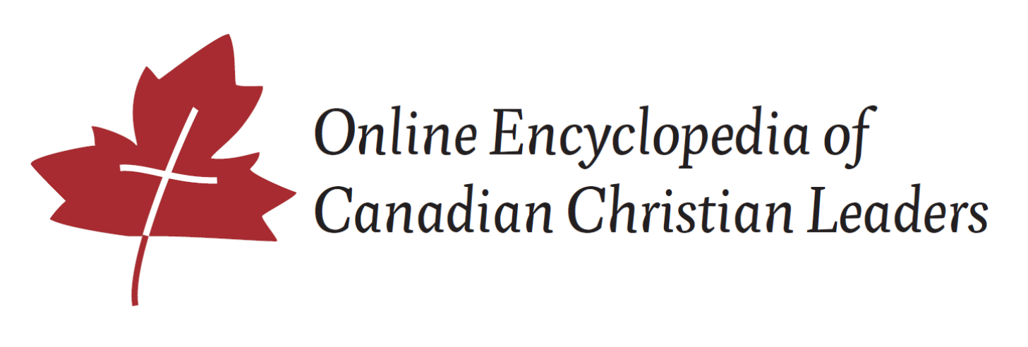 Online Encyclopedia of Canadian Christian Leaders