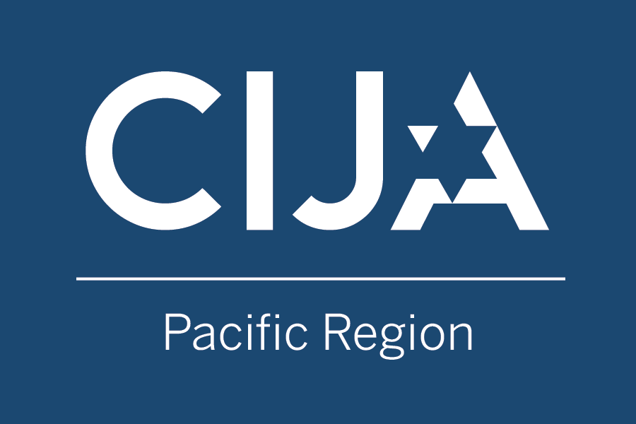 Centre for Israel and Jewish Affairs (CIJA)- Pacific Region