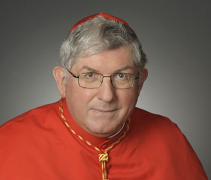 His Eminence Thomas Cardinal Collins