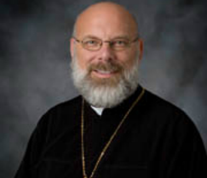 His Grace Bishop Ken Nowakowski